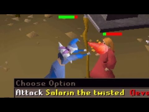 Hidden Bot Farms In OldSchool RuneScape