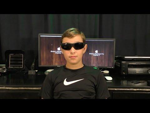 GoVision Camera Sunglasses REVIEW & TEST