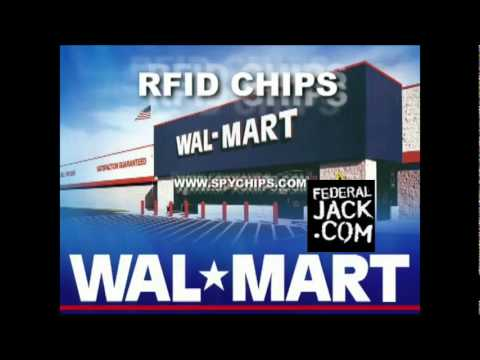 POLICE STATE 2010 WALMART PUTTING RFID CHIPS IN CLOTHES avi