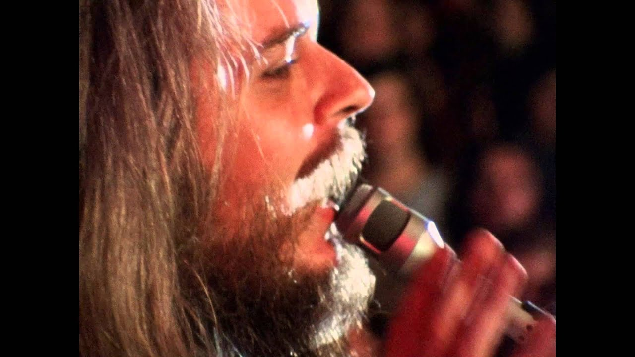 leon russell performs in a poem is a naked person - youtube