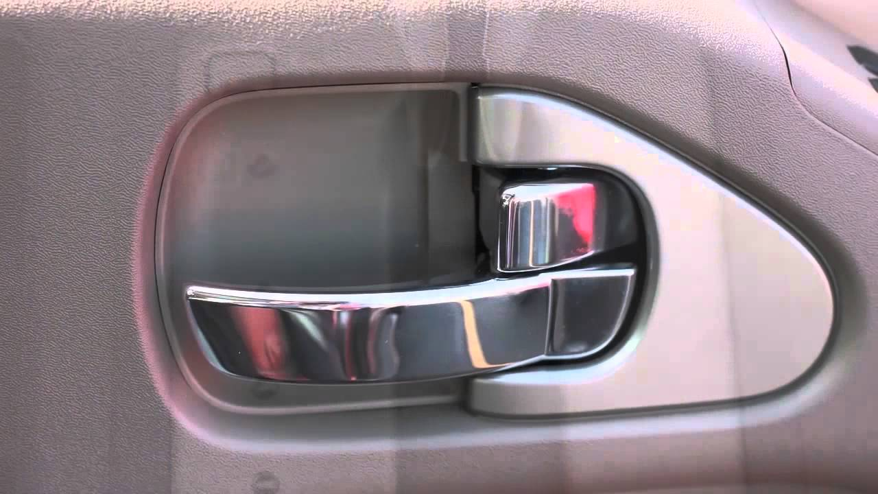 & 2016 NISSAN Frontier - Automatic Door Locks (if so equipped) - YouTube Pezcame.Com