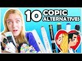 10 COPIC MARKER CHEAP ALTERNATIVES!
