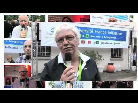 Témoignages - Université France Initiative 2012