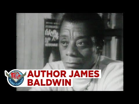 Author James Baldwin before he wrote If Beale Street Could Talk, 1968