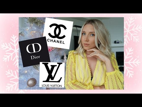 Affordable LUXURY Christmas Gift Guide ft DIOR | CHANEL | LOUIS VUITTON