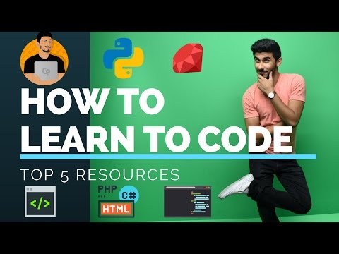 How to Teach Yourself Code