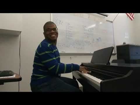 Terrance Shider Oh Happy Day Piano Cover