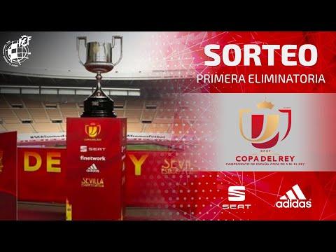 🚨 EN DIRECTO🚨 Sorteo primera eliminatoria del Campeonato de España / Copa de SM El Rey.