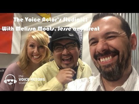Welcome to The Voice Actor's Studio!