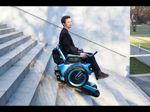 Scewo - wheelchair mobility of tomorrow