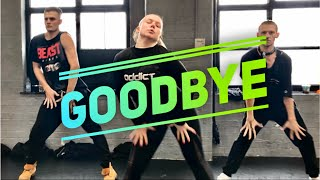 Jason Derulo ft Nicki Minaj & Willy William - Goodbye - Choreography