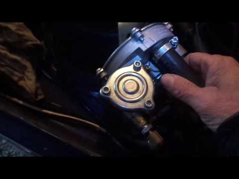 Как слить конденсат с газового редуктора Tomasetto?
