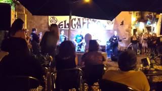 """Con Botas Sucias """"Barón Rojo"""" (El Cafetón, Avilés 19-8-15)"""