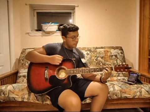 Guitar Lesson - Carolina - Parmalee