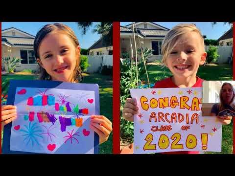 Grad Run 2020- Longley Way Elementary School