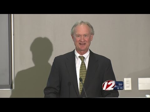 Chafee Announces Run for President