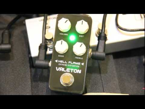 Valeton Hell Flame Extreme Distortion