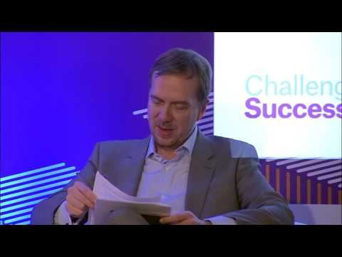 IE Alumni Forum 2016 – Panel on Positive Leadership: Challen