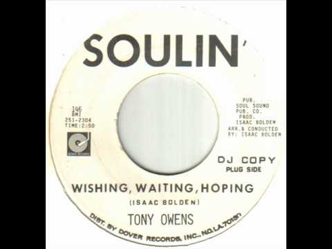 Tony Owens - Wishing, Waiting, Hoping.wmv