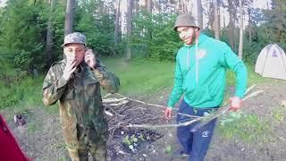 Рибалка в Скнятино ( Тверська область) 2018 р.