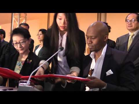China Showcase, DISCOP Africa