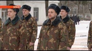 Один день в армии Беларуси: корреспондент СТВ прошел курс молодого бойца