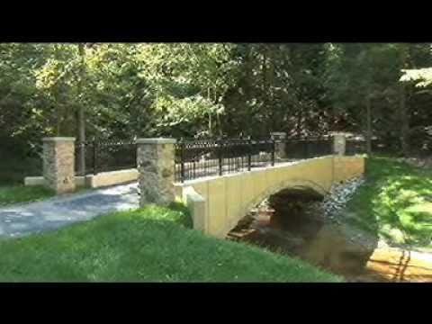 Lake Metroparks builds bridge over Jordan Creek to open new world to students