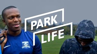 One of Slash Football's most viewed videos: KSI Wins A Last Minute Penalty | Park Life