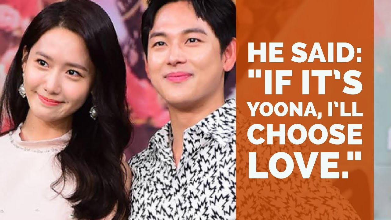 """Im Yoona Movie List Beautiful im siwan chose to star in """"the king loves"""" because of yoona - youtube"""