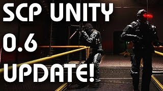 Scp Unity Update 0 5 8 New Scps And Changes From Youtube - The