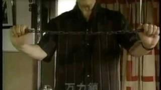 Japanese Tv show featuring Nawa Yumio the past soke of Masaki Ryu K...