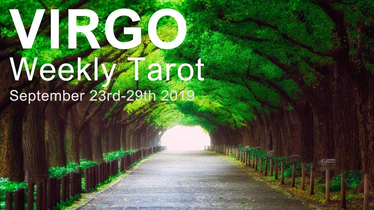 virgo weekly tarot video