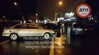 10.12.2016 ДТП КИЕВ ПОБЕДЫ 5 авто