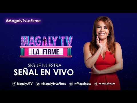 #MagalyTvLaFirme - EN VIVO   Programa 18/2/2019