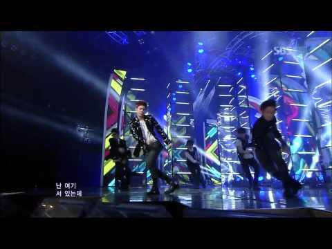 SE7EN [SOMEBODY ELSE] @SBS Inkigayo 인기가요 20120318