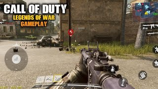 Call of Duty Legend of War on Android | Tencent Games | Login Problem