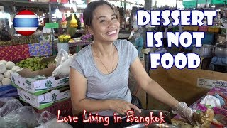 Bangkok Village Market Thai Snacks Dessert Subscriber Gifts