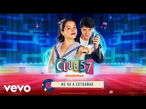 Evaluna Montaner, Club 57 Cast - Me Va A Extrañar (Audio)