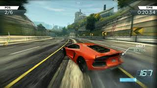 BEST MOBILE GAME EVER! NFS Most Wanted 2012