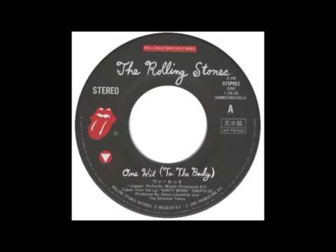 "ROLLING STONES ""ONE HIT TO THE BODY"""