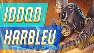 Overwatch Pro Highlights 11 • Fnatic Iddqd & Harbleu • Tracer RoadHog Mccree • Funny & Epic