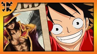 Luffy's Final Bounty at the End of One Piece | One Piece ワンピース Chapter 958 & Beyond Theory