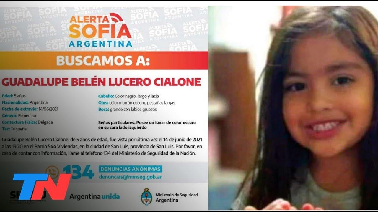 Download Guadalupe: búsqueda desesperada en San Luis | Investigan elementos que encontraron en un rastrillaje