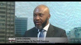 Osita Chidoka addresses South East leaders controversy over Peter Obi as Atiku's VP
