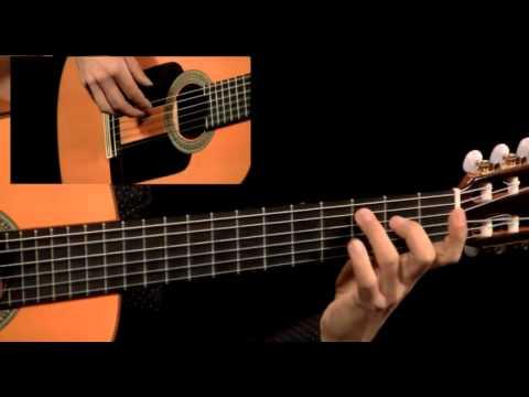 New World Flamenco - #4 Melody Technique - Guitar Lesson - Tierra Negra
