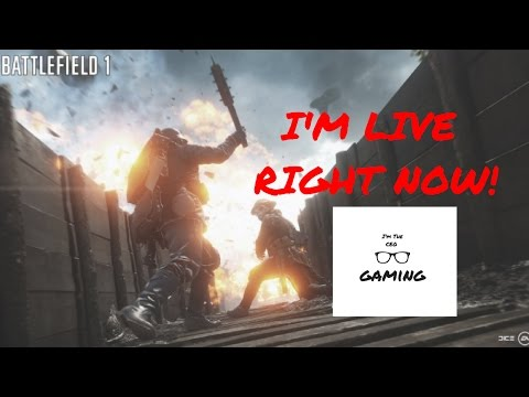 Battlefield 1 gameplay |PS4| Rise & Shine