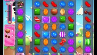 Candy Crush Saga Level 726 No Boosters 3 Star