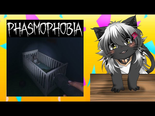 Phasmophobia With Candy