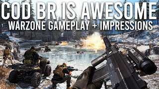 COD Battle Royale is awesome!
