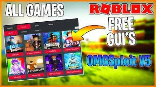 *NEW* ROBLOX EXPLOIT - OMGSPLOIT V5 - BUILD IN GUI'S NO NEED TO EXECUTE ALL GAMES